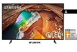 Samsung Q60R 163 cm (65 Zoll) 4K QLED Fernseher (Q HDR, Ultra HD, HDR, Twin Tuner, Smart TV) [Modelljahr 2019]