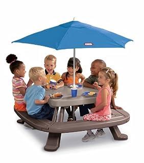 Little Tikes Fold 'n Store Picnic Table with Market Umbrella (B00CJD5JJS) | Amazon price tracker / tracking, Amazon price history charts, Amazon price watches, Amazon price drop alerts