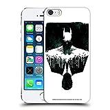 Head Case Designs Ufficiale Batman DC Comics Alter Ego Paesaggio Cittadino Dualità Cover Dura per Parte Posteriore Compatibile con Apple iPhone 5 / iPhone 5s / iPhone SE 2016