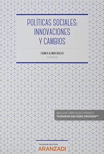 Políticas Sociales: innovaciones y cambios (Papel + e-book) (Manuales)
