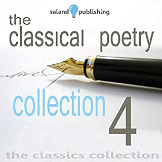 The Classical Poetry Collection, Volume 4 audiobook cover art