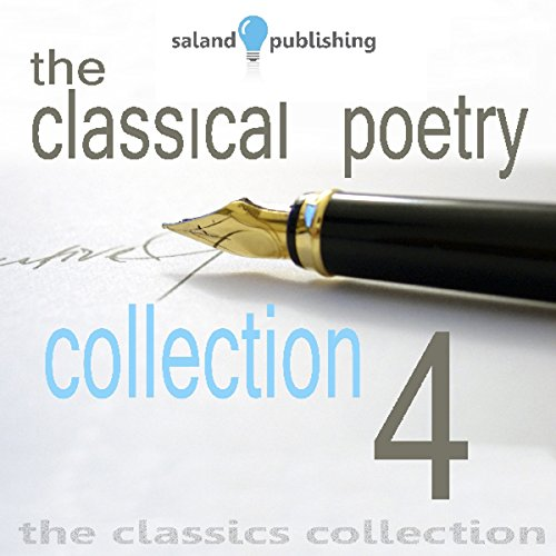 The Classical Poetry Collection, Volume 4 cover art