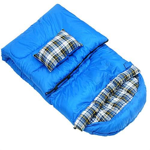 HuiHang Compact, ademend, geschikt voor reizen Kinderslaapzak Plafond slaapzak camping, ultralicht, buiten