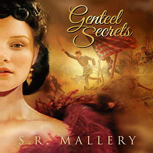 Genteel Secrets audiobook cover art