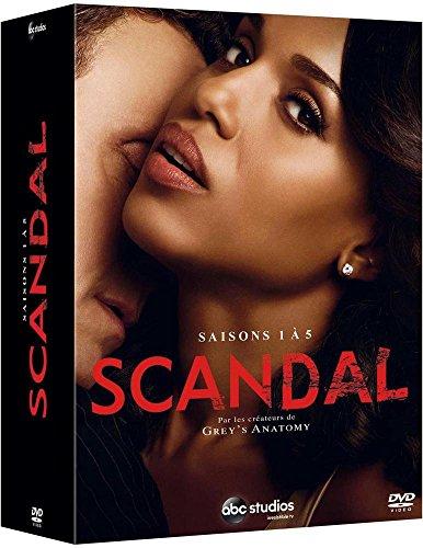 Scandal-Saisons 1 à 5