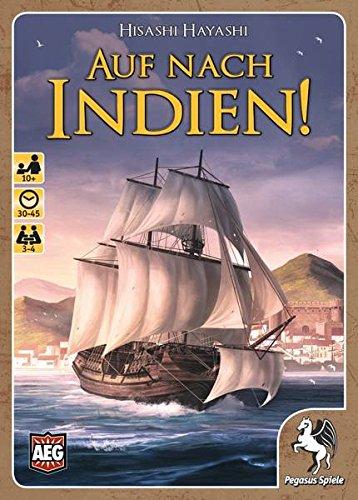 Pegasus Spiele 18310G - Auf nach Indien
