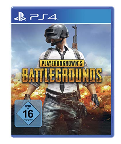 PlayerUnknown´s Battlegrounds (PUBG) - PlayStation 4 [Importación alemana]