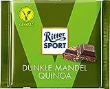 Ritter Sport Dunkle Mandel Quinoa, 100g