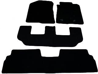 Sakura WW0181 Alfombrillas de Goma con Heelpad, Color Negro