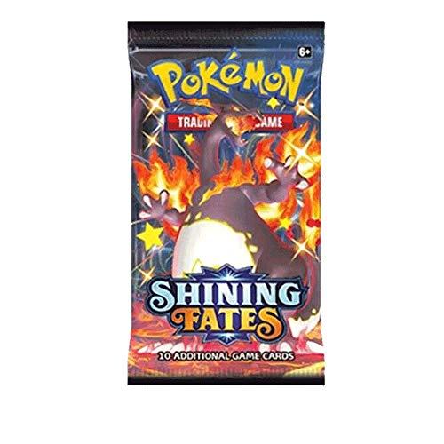 Realgoodeal Pokemon TCG: Shining Fates Single Pack [Random Art]