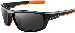 QPRER - Gafas De Sol,Gafas De Sol con Montura De Camuflaje Negro Gafas De Sol Unisex De Verano En La Calle Gafas Anti-UV Niñas Fiesta En La Playa Lente Hombres Gafas De Escalada De Montaña Regalo De Sa