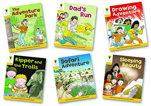 Hunt, R: Oxford Reading Tree: Level 5: More Stories C: Pack