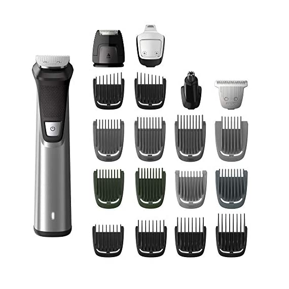 Philips-Norelco-MG775049-Multigroom-Series-7000-Mens-Grooming-Kit-with-Trimmer-for-Beard-Head-Body-and-Face-No-Blade-Oil-Needed