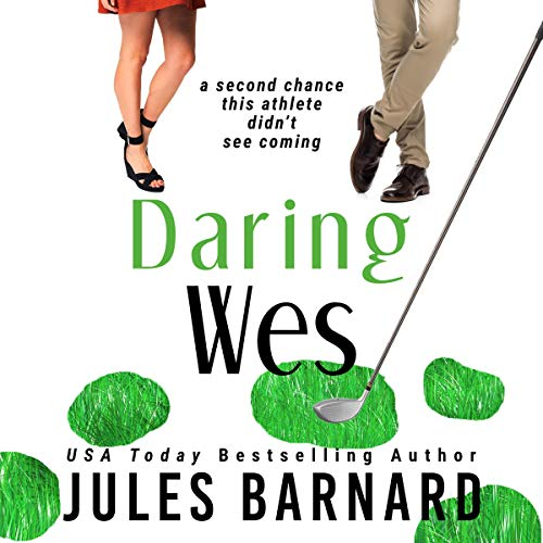 Daring Wes Audiobook By Jules Barnard cover art