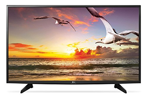 LG 49LH570V Full HD Smart TV Wifi Negro LED TV - Televisor (Full HD, IEEE 802.11b, IEEE 802.11g, IEEE 802.11n, 16:9, 4:3, Zoom, Negro, Direct-LED)
