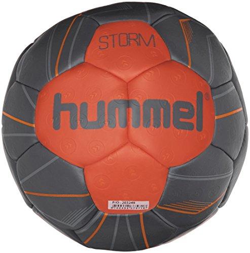 Hummel Erwachsene Storm HB Handball, Ombre Blue/Naturtium, 2