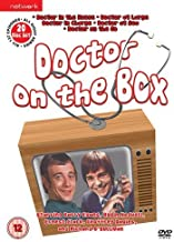 Doctor on the Box set: Doctor in the House, Doctor at Large, Doctor in Charge, Doctor at Sea, Doctor On the Go [UK import, Region 2 PAL format]