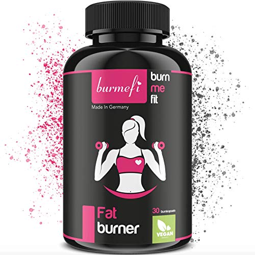 Burmefi -   Fatburner Vegan -