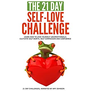 The 21-Day Self-Love Challenge cover art