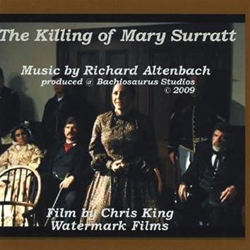 THE KILLING OF MARY SURRATT - THE FILMSCORE