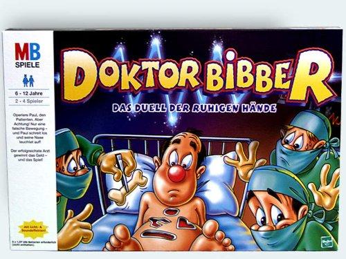 Hasbro - MB - Dr. Bibber