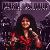 Live in Concert by MARIA MULDAUR (2010-09-28)