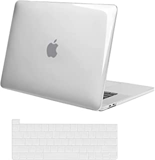 MOSISO Compatible with MacBook Pro 16 inch Case 2020 2019 Release A2141 with Touch Bar Touch ID, Ultra Slim Protective Pla...