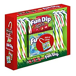 Brach's Cherry Candy Cane & Fun Dip, 4oz