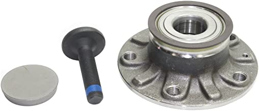Wheel Hub and Bearing compatible with 2011-2013 Volkswagen Jetta 2006-2016 GTI Rear Left or Right FWD