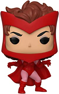 Funko- Pop Marvel: 80th-First Appearance: Scarlet Witch Collectible Figure, Multicolor (44503)