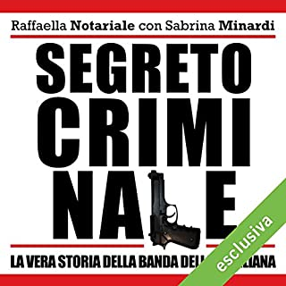 Segreto criminale copertina