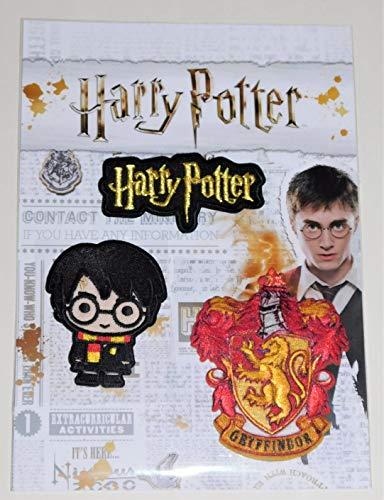 Set termoadesivo, motivo: Gryffindor, Harry Potter