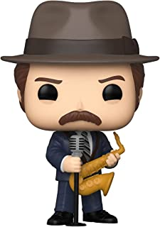 Funko Pop! TV: Parks and Rec - Duke Silver