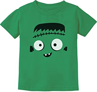 Monster Face Halloween Costume Toddler Kids T-Shirt