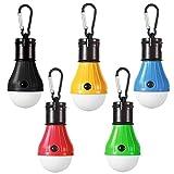 LEDランタン アウトドア用 吊り 3 LED 屋外 キャンプ テント ライト 電球 釣り ランタン ポータブル 懐中電灯 釣り提灯