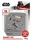 Funko Pop! - Star Wars, Set De Imanes Death Star Battle (Windows)