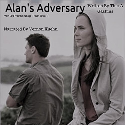 Alan's Adversary audiobook cover art