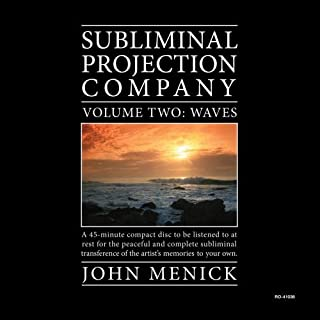 Subliminal Projection Company Volume Two: Waves