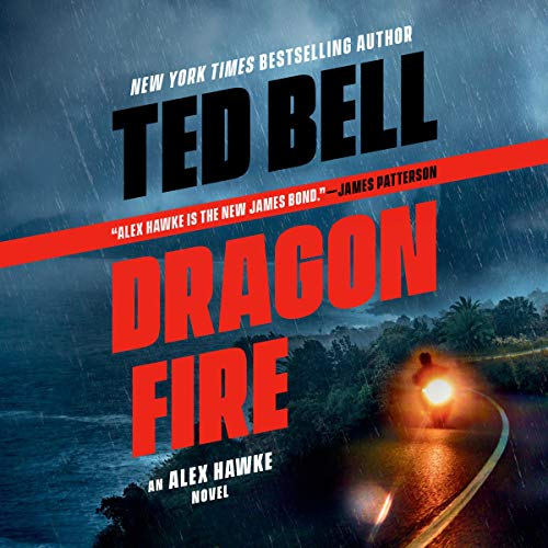 Dragonfire: An Alex Hawke Novel, Book 11