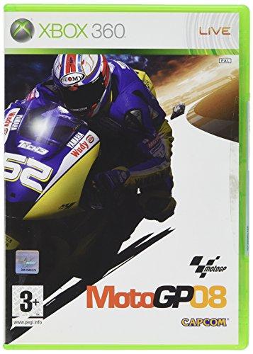 Capcom MotoGP 08 - Xbox 360 - Juego (Xbox 360, Racing, E (para todos))
