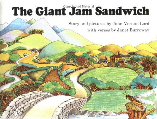 The Giant Jam Sandwich (Sandpiper Book) (Cloudy With A Chance Of Meatballs Illustrations)
