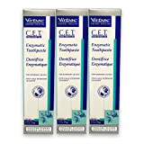 Virbac Dental Chews CET101-3 Poultry Toothpaste (3 Pack), 2.5 oz