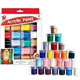 TBC The Best Crafts Acrylfarbe Set Acrylic Paint Set