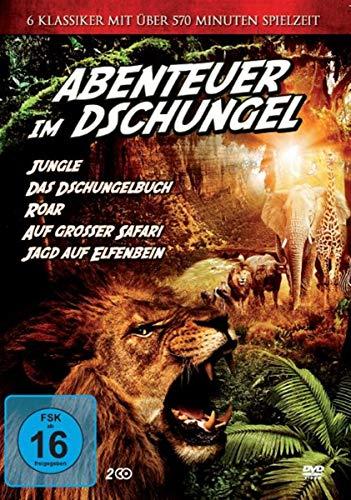 Abenteuer im Dschungel [2 DVDs]