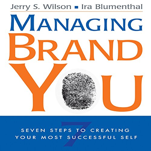 Managing Brand You audiobook cover art