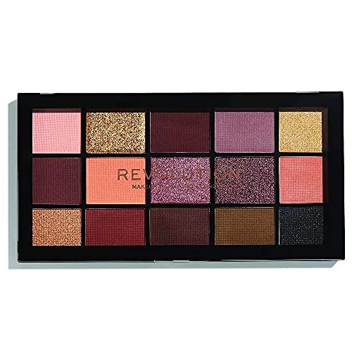 Makeup Revolution London Reloaded Velvet Rose Palette