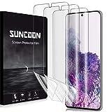 【2020夏改良・3枚セット】SUNCOON Galaxy S20 フィルム 3D全面保護 S20 フィルム SC-51A SCG0……