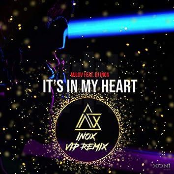 I'ts In My Heart (Remixes)
