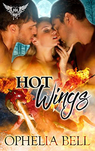 Hot Wings: Paranormal Dating Agency (Aurora Champions Book 2) (English Edition)