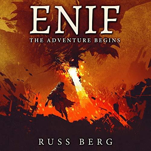 Enif: The Adventure Begins audiobook cover art